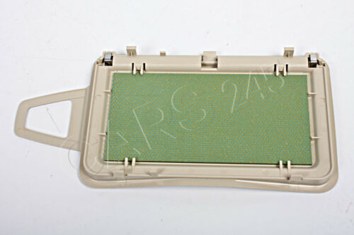 Original Pepple Sonnenblende Sonnenschutz mit Spiegel links Mercedes W211 02-09