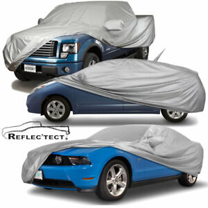 Image Is Loading Covercraft C17826rs Reflec 039 Tect Car Cover Fits