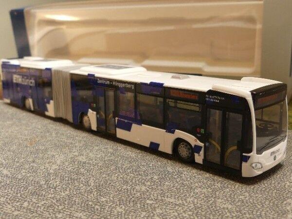 1//87 Rietze MB Citaro 06 EDEKA Rentschler bus 66398