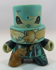 Kidrobot Fatcap Series 3 Julie West Vinyl Grafitti Art Figure Dunny Fatale JH