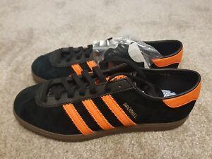 sur 8 Uk Adidas Trainers Originals Nouveaux Brussels Taille tags w88B7