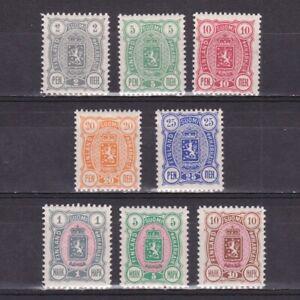Finland-1889-Sc-38-45-CV-364-MH