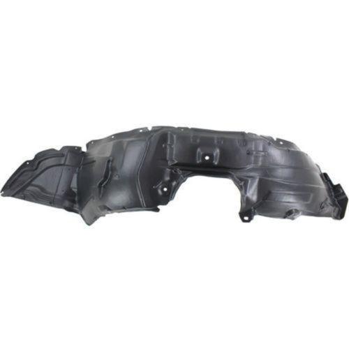 Inner Fender Splash Shield Front Set of 2 LH /& RH Side Fits Mazda 3 Hatchback