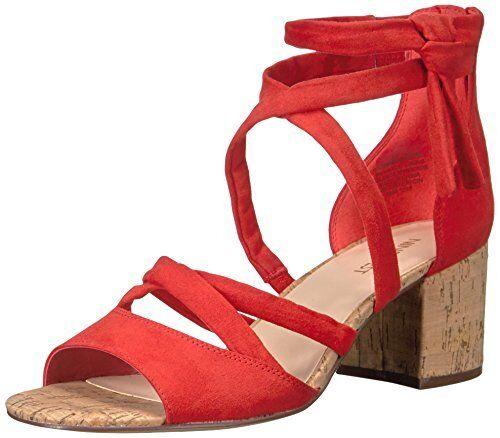 Nine West Damenschuhe Grünroom SZ/Farbe. Suede Dress Sandale- Pick SZ/Farbe. Grünroom a54540