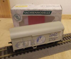 modello-SACHSEN-H0-78812-CARRO-MERCI-VAGONI-INTRODUZIONE-des-NUOVO-IN-CONF