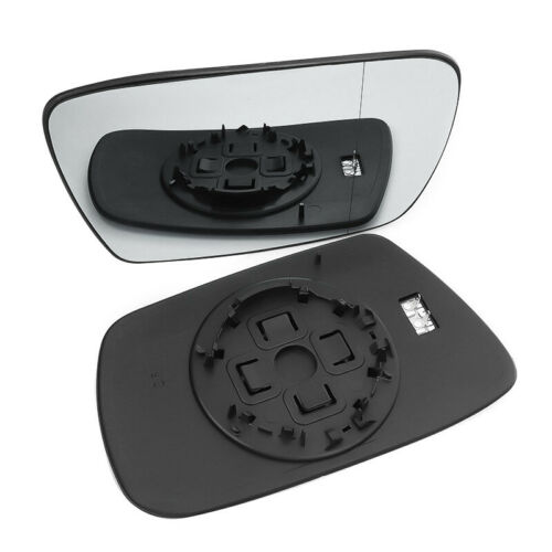 PAIR FOR JEEP GRAND CHEROKEE 2005-2009 DOOR WING MIRROR GLASS HEATED LEFT+RIGHT