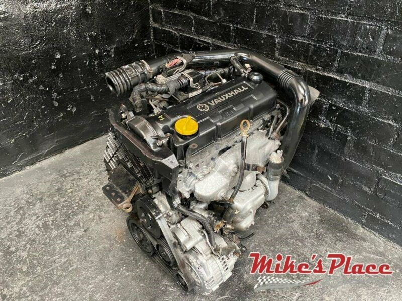 Opel Utility - Corsa 1.7 DTI Y17DT Engine for sale at Mikes Place