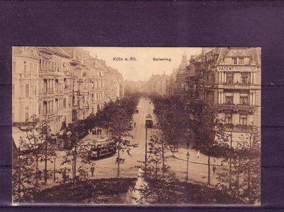 europa:11425 Moderater Preis Kenntnisreich Gelaufene Ansichtskarte Köln Salierring