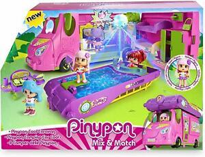 FAMOSA - PINYPON - COOL CARAVAN PLAYSET CAMPER PINYPON 700015070
