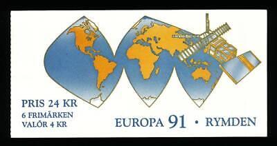 172891 Briefmarken Schweden Markenheft Nr.159** Europa Cept