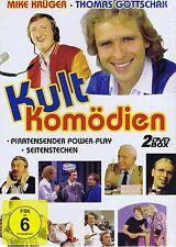 DOPPEL-DVD NEU/OVP - Kult Komödien - Piratensender Powerplay / Seitenstechen