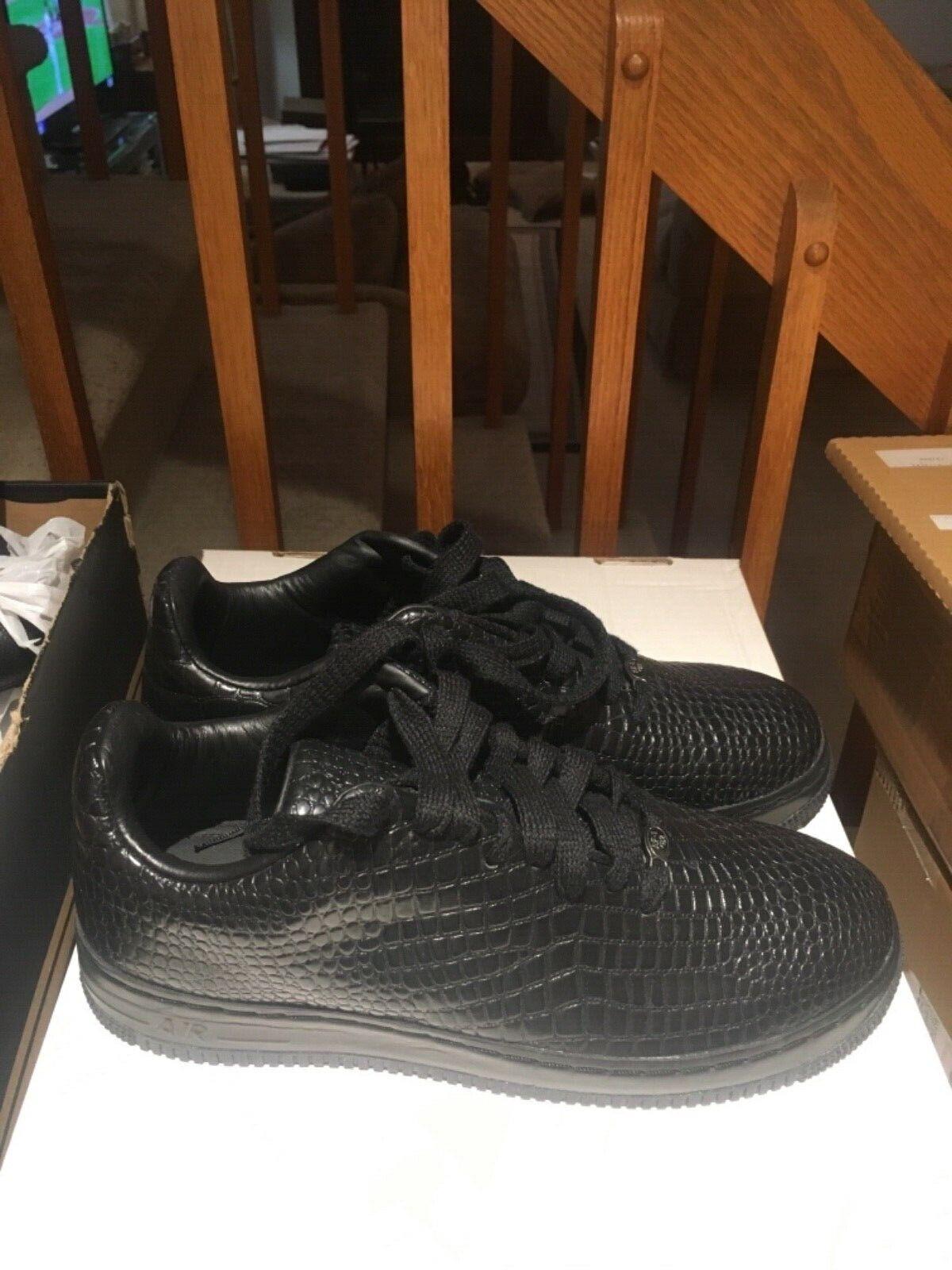 Nike Air Force 1 Supreme 2006 Black