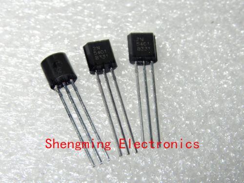 Transistor PNP 1000 un 2N5401 150V 600mA TO-92