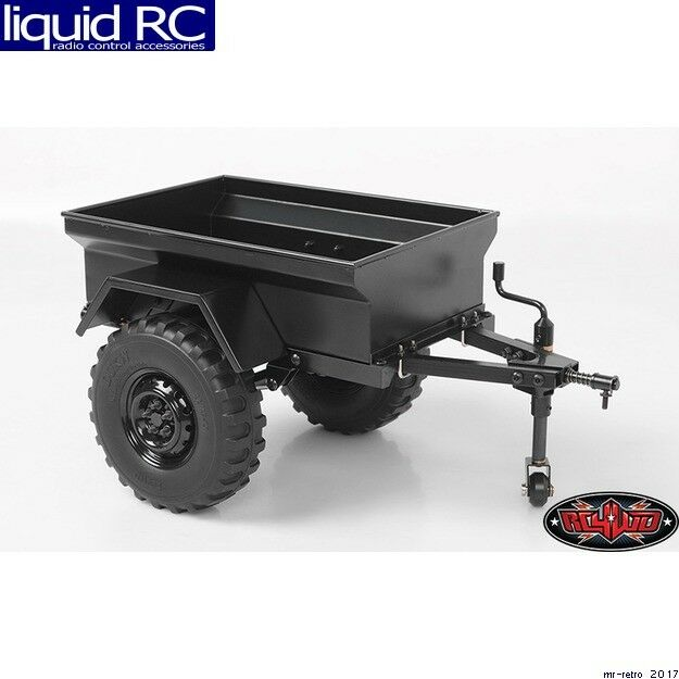 RC 4WD Z-H0009 1 10 M416 Scale Trailer