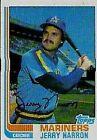 1982 Topps Jerry Narron #719 Baseball Card