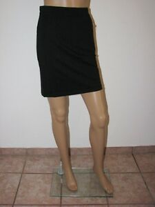 Trendi-Sexy-Jersey-Minirock-Sweatrock-Mini-Rock-rot-schwarz-32-SALE-NEU-028