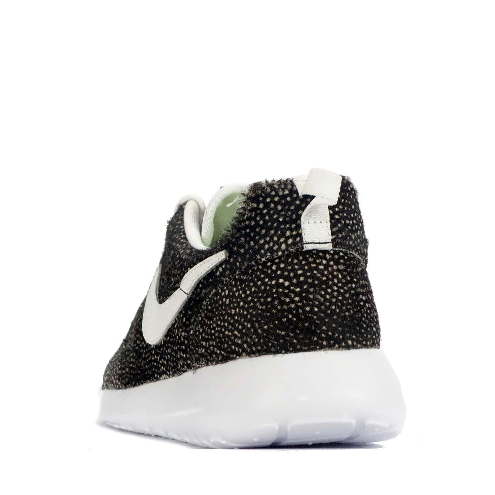 wholesale dealer 9994b 56dde ... inexpensive nike id rosherun poka dots donna scarpe casual da  ginnastica casual scarpe in marrone bianca