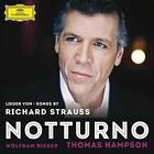 Notturno-Lieder Von R.Strauss von Daniel Hope,Thomas Hampson,Wolfram Rieger (2014)