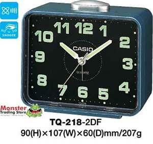 AUSSIE-SELLER-CASIO-ALARM-DESK-CLOCK-TQ-218-2DF-TQ218-NEW-12-MONTH-WARRANTY