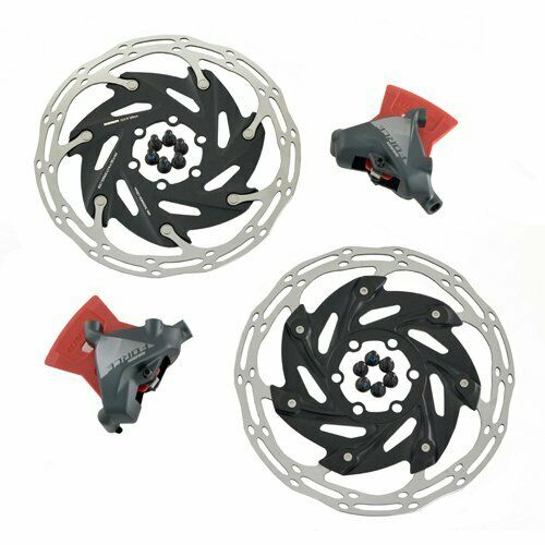 SRAM FORCE AXS Flat Mount Hydraulic Disc Brake  Set 160mm w redor (Front+Rear)  online shopping and fashion store