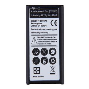 Replacement-Li-ion-Battery-For-SAMSUNG-Galaxy-S5-MINI-G870-SM-G800-2300mAh-MK
