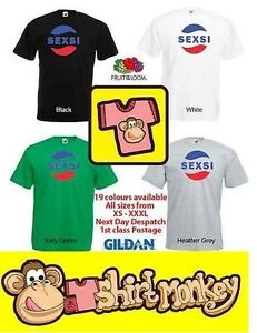 Sexsi-Pepsi-T-shirt-Ladies-and-Gents-in-many-colours