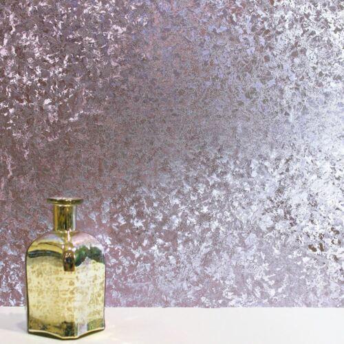 Arthouse Velvet Crush Foil Metallic Sparkle Wallpaper Lilac 294302