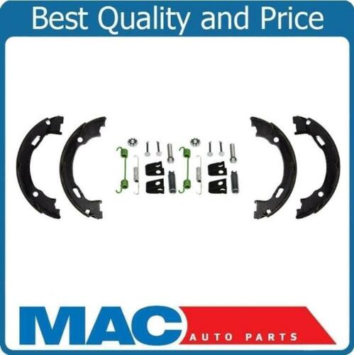 100/% New Emergency Parking Brake Shoes Springs Chrysler 300 05-19 Pacifica 04-08