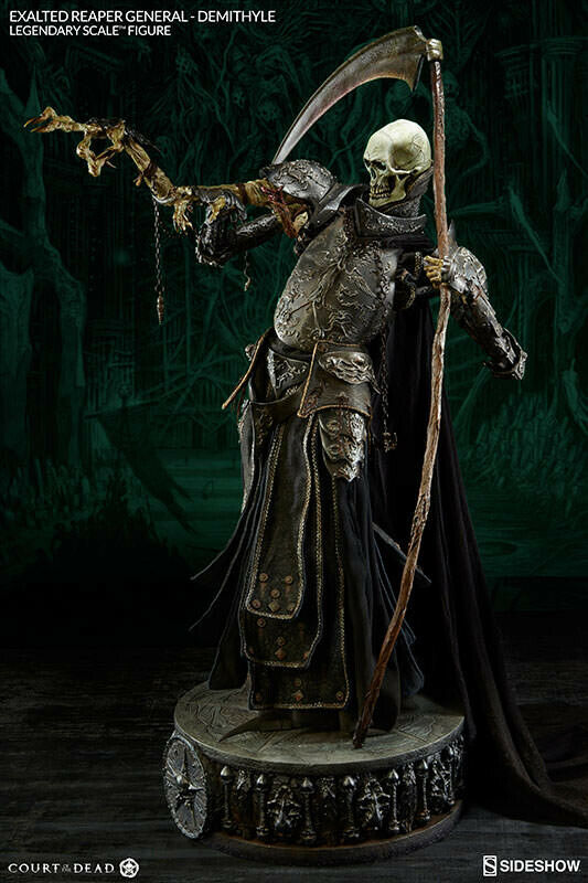 Court Of The The The Dead Reaper Demithyle Legendary Scale cifra Statue SIDEmostrare giocattoli 97ec44