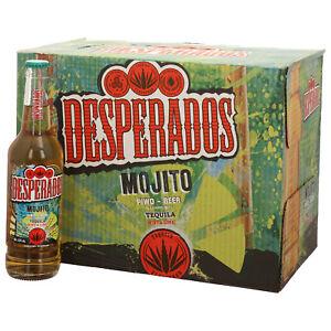 Desperados Mojito Tequilla Mint Lime Bier 12 Flaschen A 400 Ml 6 0 Ebay