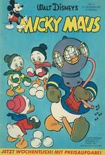 Micky Maus 1957/ 27 (Z1-2, R), Ehapa