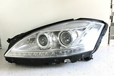 Mercedes S550 S600 S63 W221 LED XENON HEADLIGHT LEFT DRIVER SIDE NIGHT VISION TP
