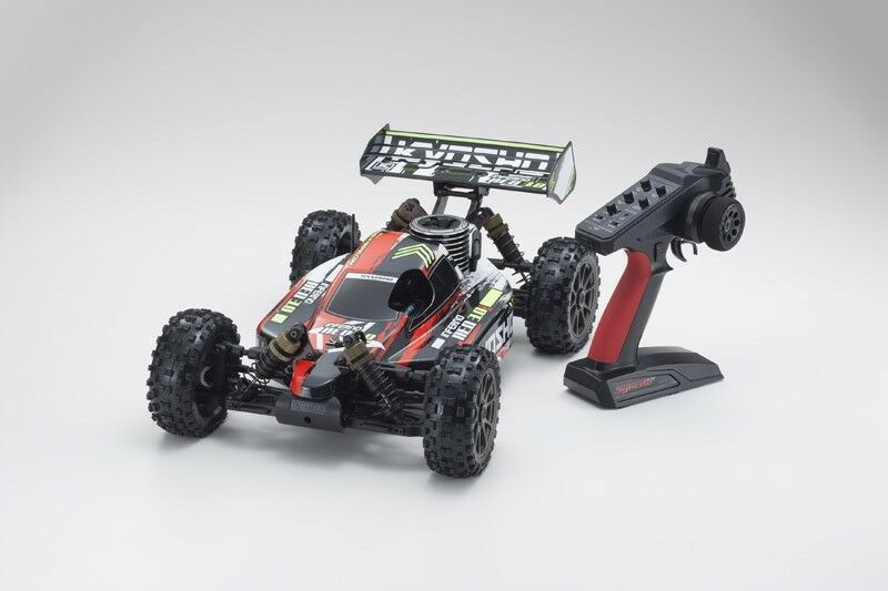 Kyosho 33012T2 - INFERNO NEO 3.0 READYSET T2  KT231P-KE21SP  - ROSSO