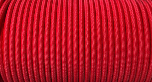 Shockcord//Bungee Cord In Green Yellow And Red 8mm