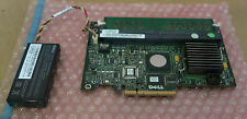 Dell GT281 U8735 - Perc 5i PCI-e SAS RAID Controller Card With Battery