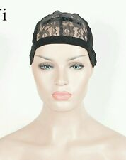 New  lace net full Wig Cap Stretchable Lace Wig Caps For Making Wigs