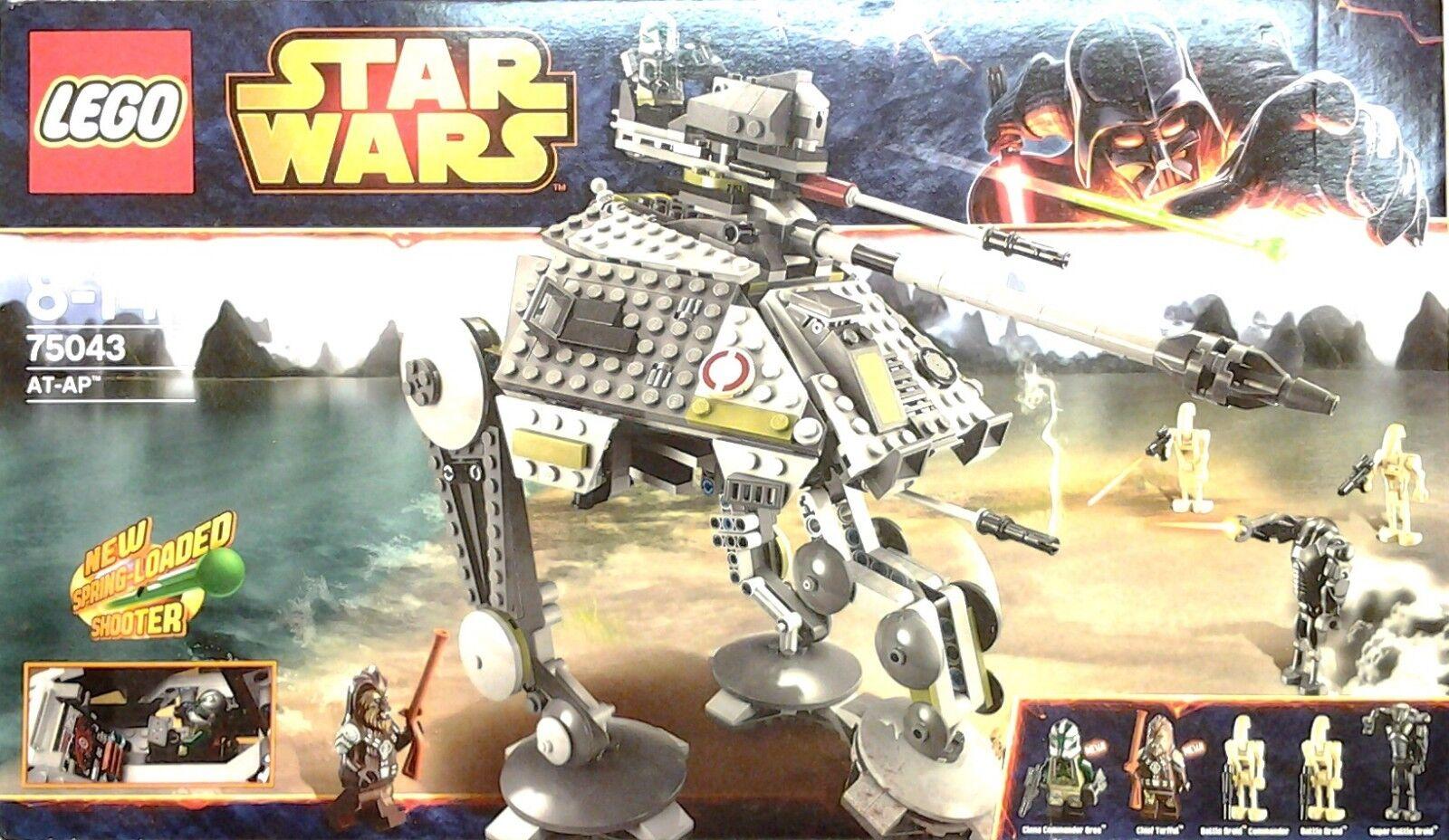 LEGO, N° 75043,  AT - AP,  nuovo in original scatola (SP41)  alta quaità