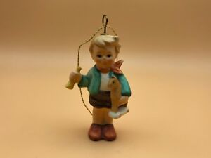Hummel-Figurine-239-C-O-Ornament-Boy-3-11-16in-1-Choice-Top-Condition