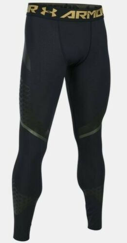 Under Armour HeatGear® Armour Zonal Compression Mens TIGHTS 1289579-001 MSRP $70