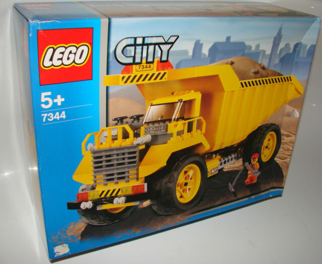 LEGO® City 7344 Kipplaster NEU OVP_ Dump Truck New MISB NRFB