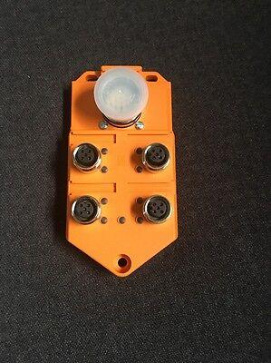 Lumberg ASBSV 4//LED-5 4 Port Distribution Actuator With LED Indicators USED
