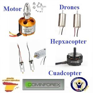 Motor-Brushless-Dron-Cuadcopter-CHEERSON-EACHINE-HUBSAN-JJRC-SYMA-JXD-YIZHAN