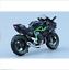 DieCast-1-18-Maisto-Motorcylce-Kawasaki-H2R-Motor-Bike-Model-Car-Toy-Gift thumbnail 6