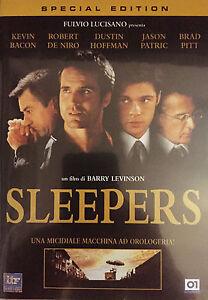 DVD-The-Sleepers-BACON-DE-NIRO-HOFFMAN-PITT-GASSMAN-Special-Edition-ITALIANO