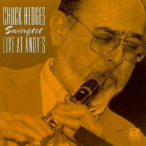 """""""Hedges, Chuck""""-Swingtet Live At Andys (US IMPORT) CD NEW"""