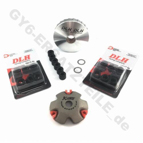 RACING VARIOMATIK SET z.B TRIBAL SCOOTER REX RS450 QM50QT-6A REXMOTO CAPRIOLO50