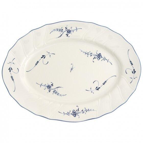 Vieux Luxembourg, Vassoio ovale 36 cm, Porcellana, Villeroy & Boch