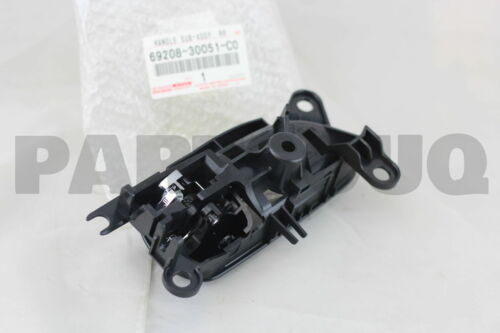 LH FRONT DOOR INSIDE 6920830051C0 Genuine Toyota HANDLE SUB-ASSY