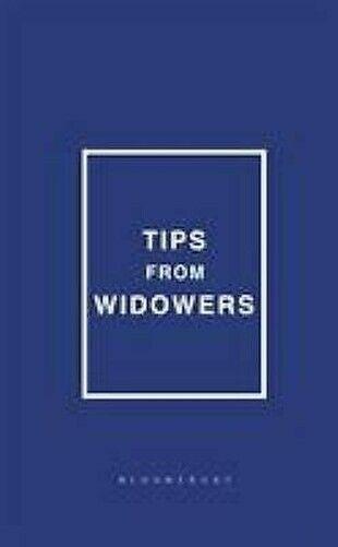 Tips De Widowers Couverture Rigide Jan Robinson