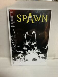 Spawn-289-B-Alexander-Cover-Sold-Out-1st-Print